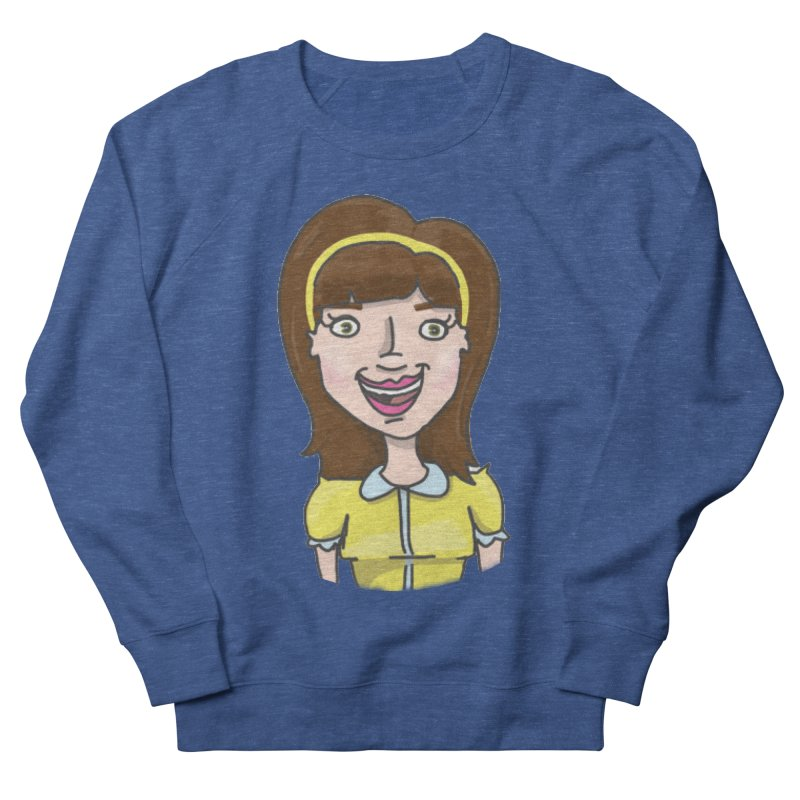 Hattie Hayes Women's Sweatshirt by PEP's Artist Shop