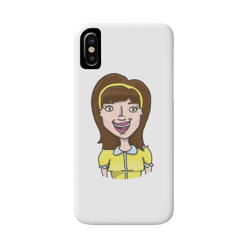 Hattie Hayes Accessories Phone Case by PEP's Artist Shop