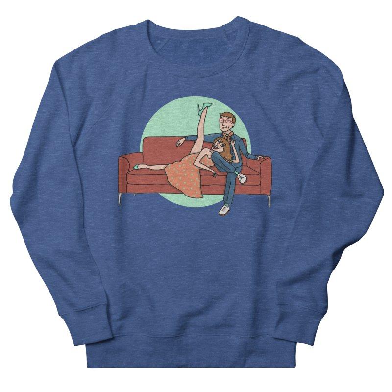 Hattie and Matt Men's Sweatshirt by PEP's Artist Shop