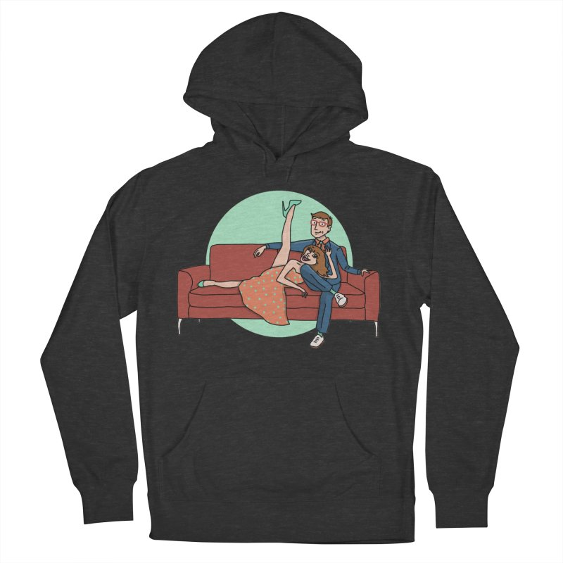 Hattie and Matt Men's Pullover Hoody by PEP's Artist Shop