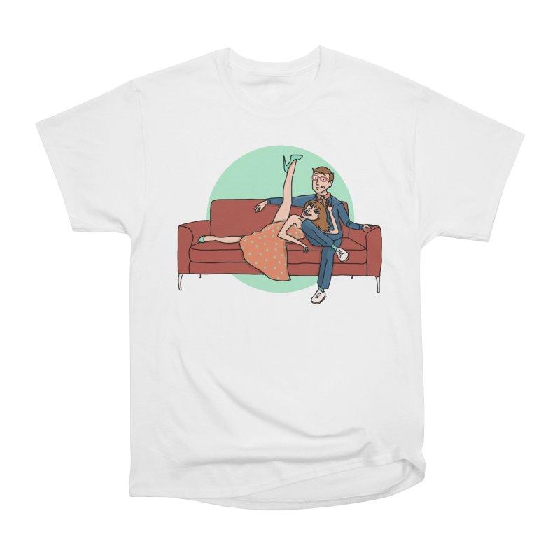 Hattie and Matt Men's Classic T-Shirt by PEP's Artist Shop