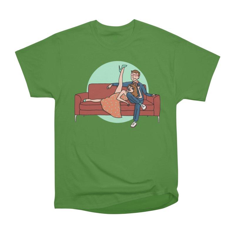 Hattie and Matt Women's Classic Unisex T-Shirt by PEP's Artist Shop