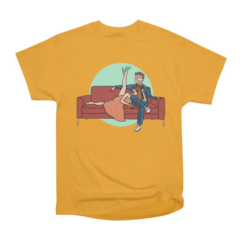 Hattie and Matt Men's Classic T-Shirt by PEP's Artist Shop
