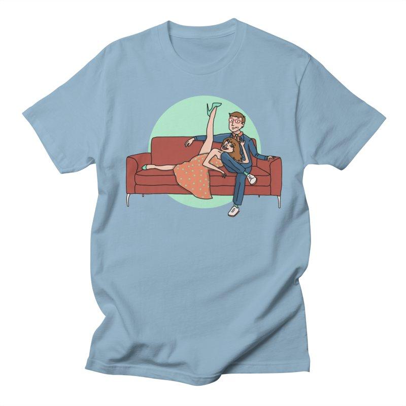 Hattie and Matt Women's Regular Unisex T-Shirt by PEP's Artist Shop