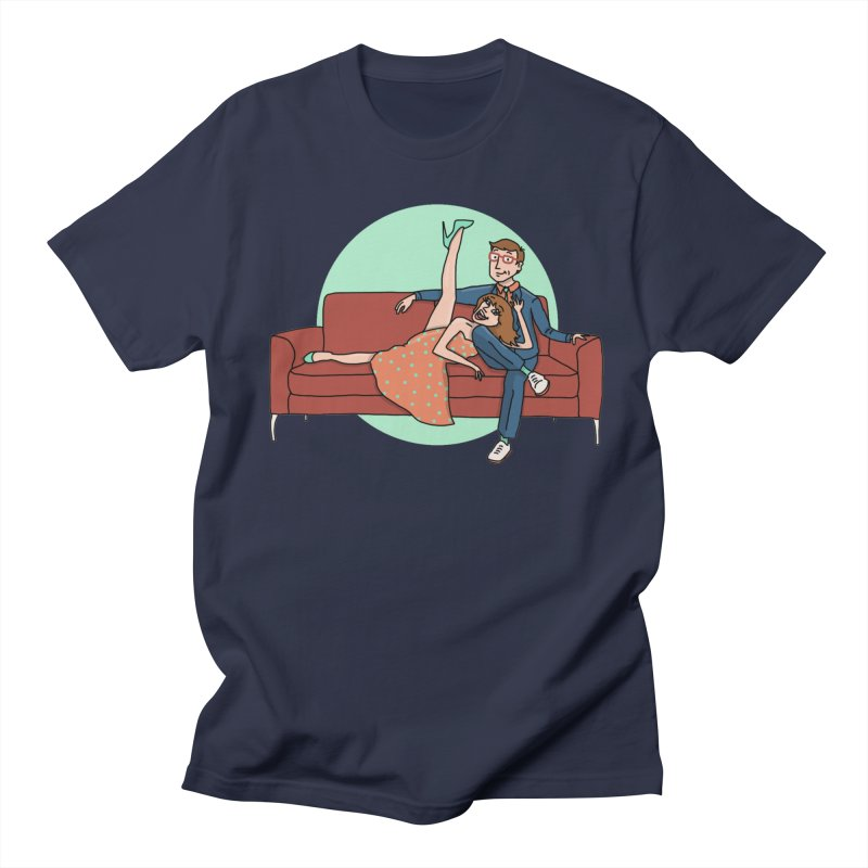 Hattie and Matt Women's Unisex T-Shirt by PEP's Artist Shop