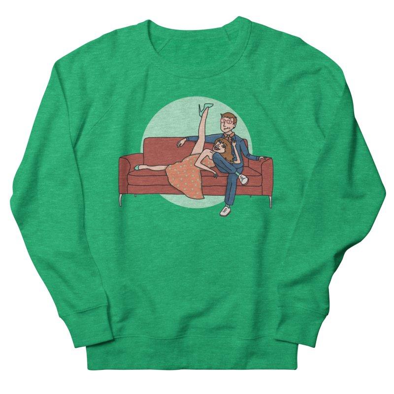 Hattie and Matt Women's Sweatshirt by PEP's Artist Shop