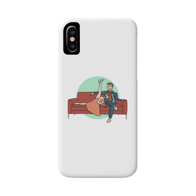 Hattie and Matt Accessories Phone Case by PEP's Artist Shop