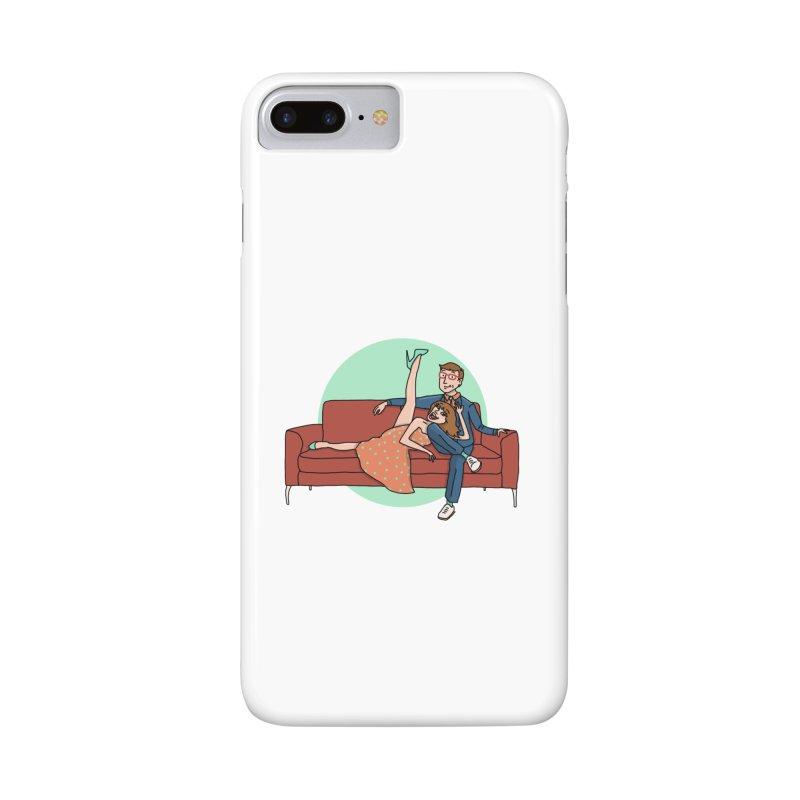 Hattie and Matt Accessories Phone Case by PEP's Artist Shop