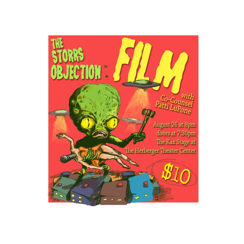 The Storrs Objection: Film by PEP's Artist Shop