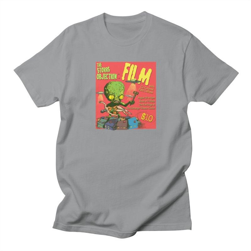 The Storrs Objection: Film Men's Regular T-Shirt by PEP's Artist Shop