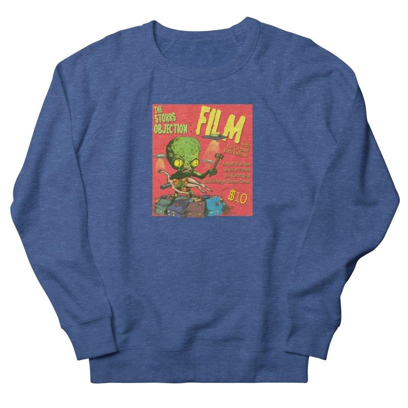 The Storrs Objection: Film Men's Sweatshirt by PEP's Artist Shop