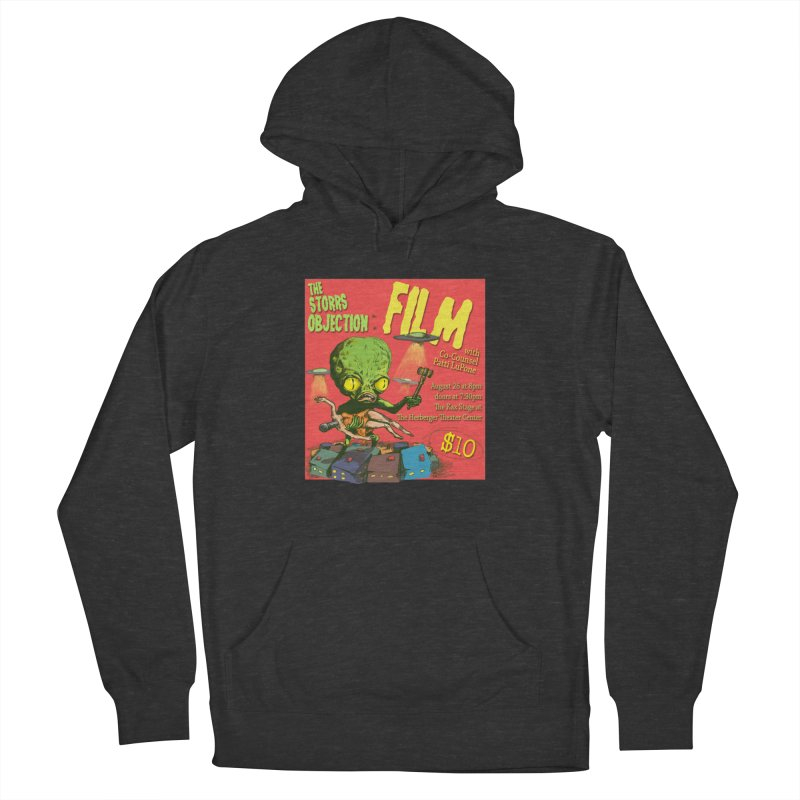 The Storrs Objection: Film Women's Pullover Hoody by PEP's Artist Shop