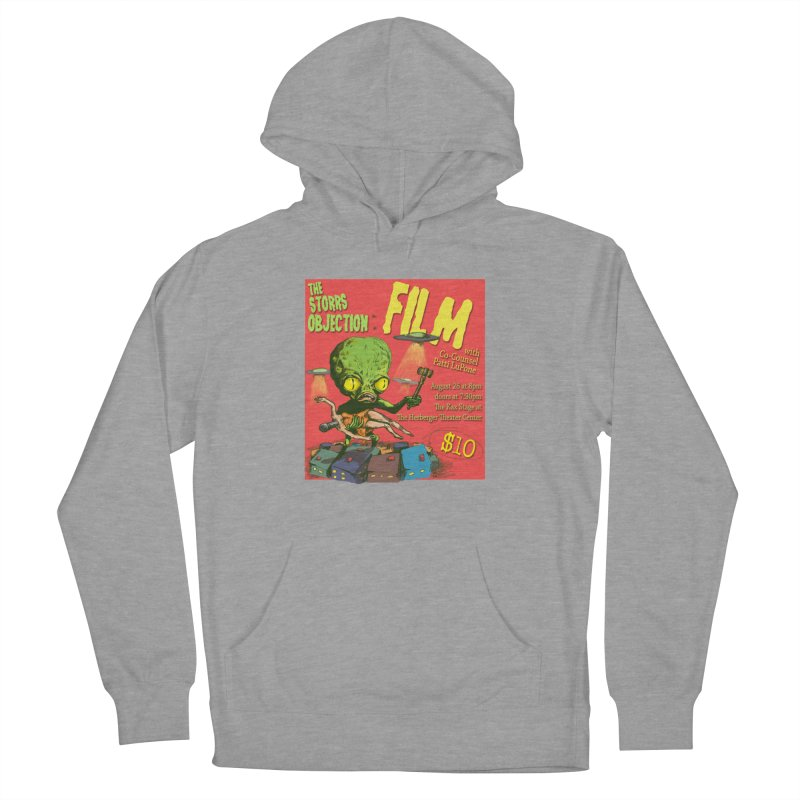 The Storrs Objection: Film Men's French Terry Pullover Hoody by PEP's Artist Shop