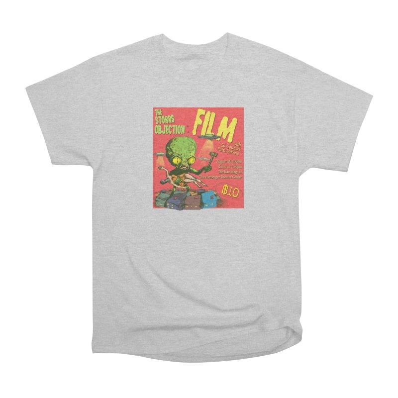 The Storrs Objection: Film Men's Classic T-Shirt by PEP's Artist Shop