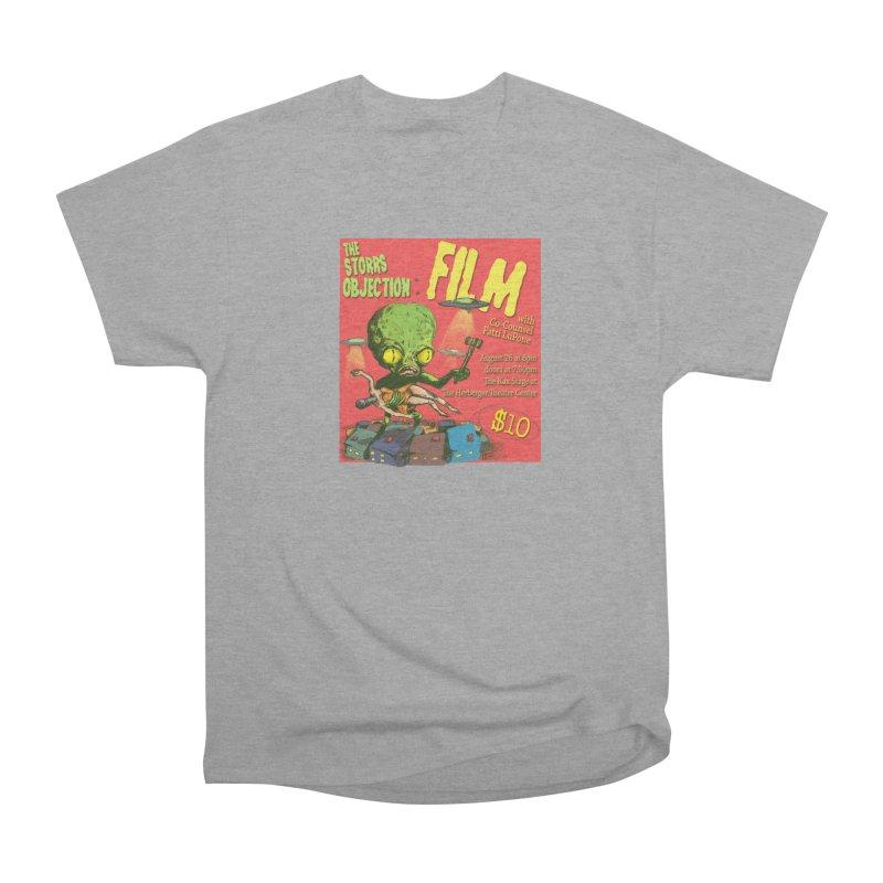 The Storrs Objection: Film Women's Heavyweight Unisex T-Shirt by PEP's Artist Shop