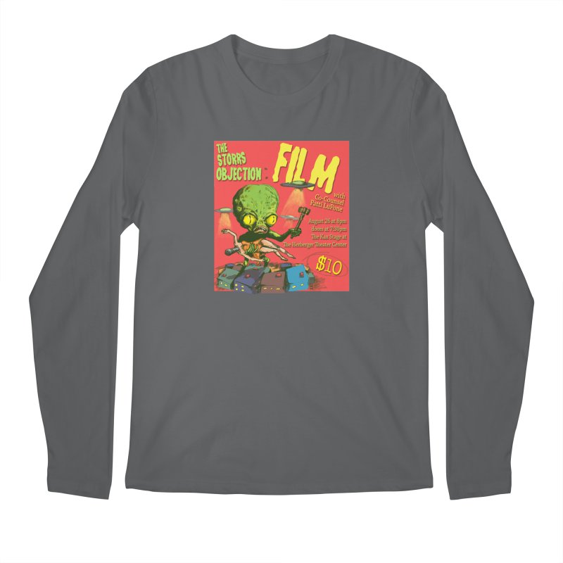 The Storrs Objection: Film Men's Regular Longsleeve T-Shirt by PEP's Artist Shop