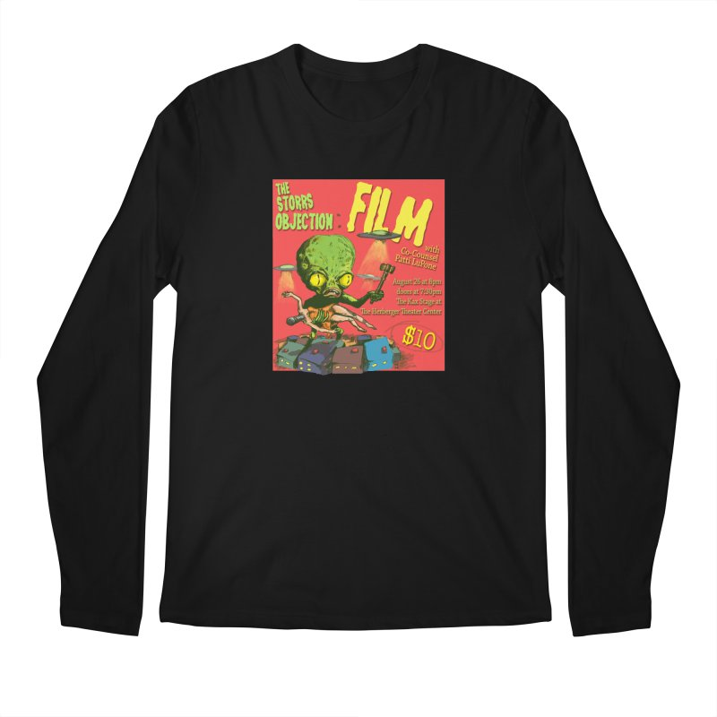 The Storrs Objection: Film Men's Regular Longsleeve T-Shirt by PEP's Artist Shop