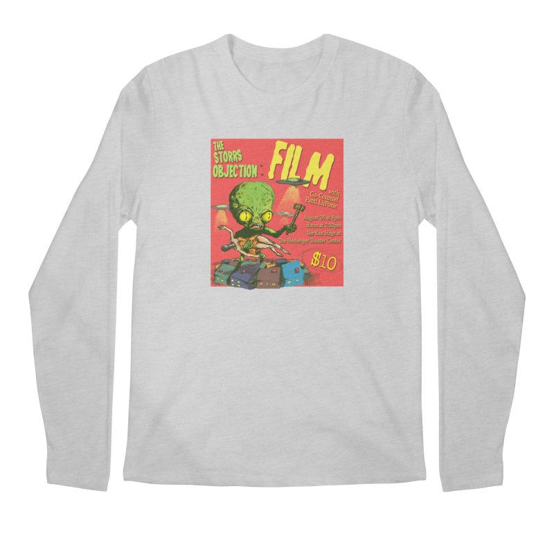 The Storrs Objection: Film Men's Longsleeve T-Shirt by PEP's Artist Shop