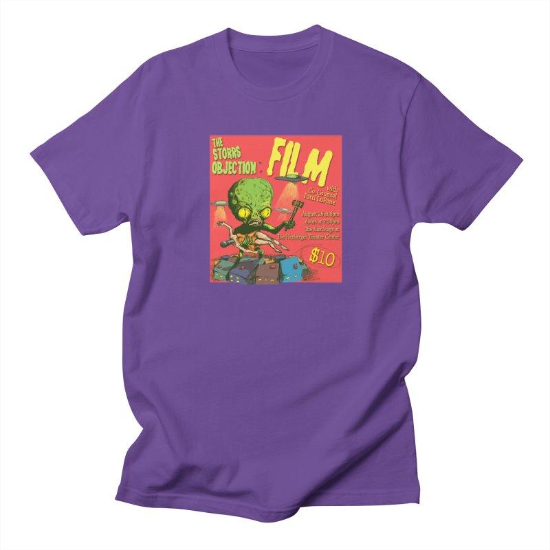 The Storrs Objection: Film Men's T-Shirt by PEP's Artist Shop