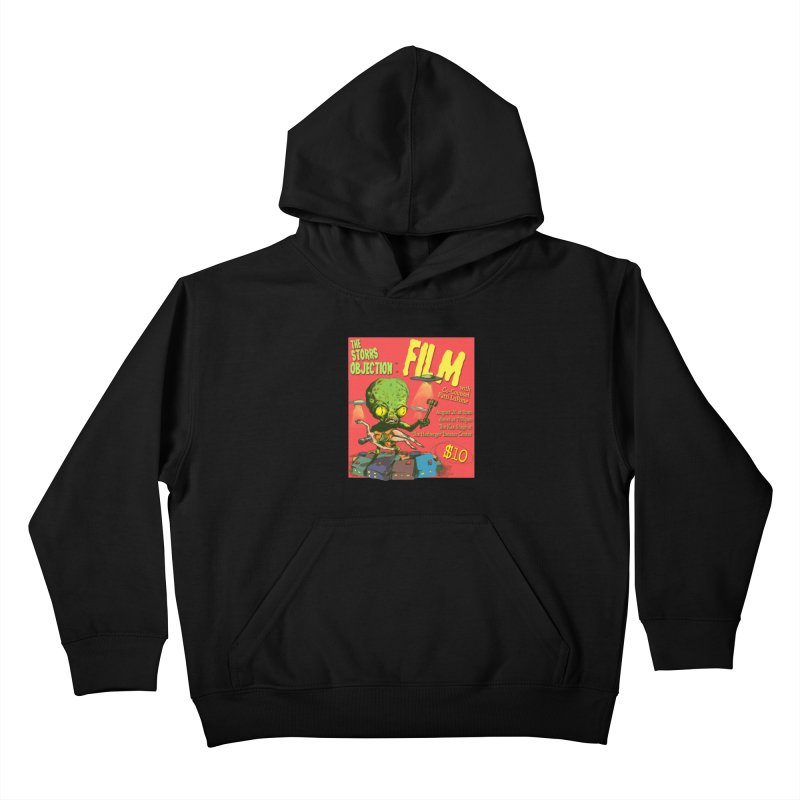 The Storrs Objection: Film Kids Pullover Hoody by PEP's Artist Shop