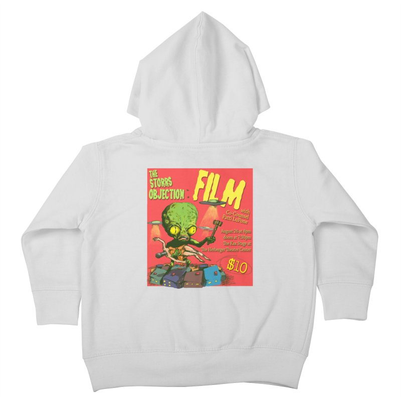 The Storrs Objection: Film Kids Toddler Zip-Up Hoody by PEP's Artist Shop