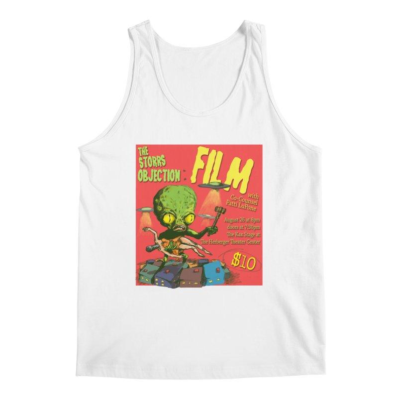 The Storrs Objection: Film Men's Regular Tank by PEP's Artist Shop