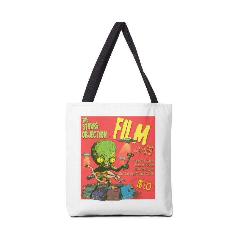 The Storrs Objection: Film Accessories Tote Bag Bag by PEP's Artist Shop