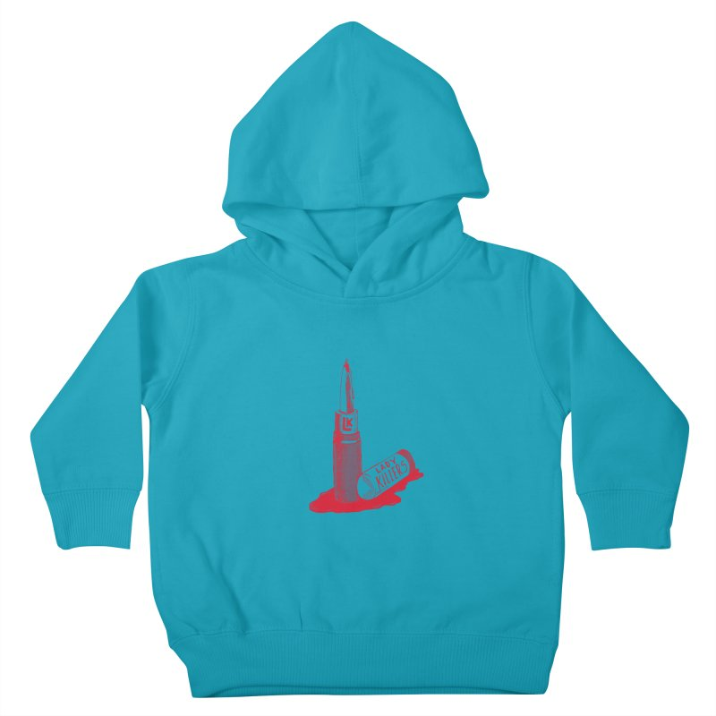 Ladykillers Logo Kids Toddler Pullover Hoody by PEP's Artist Shop