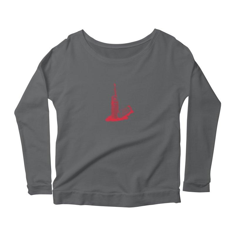 Ladykillers Logo Women's Scoop Neck Longsleeve T-Shirt by PEP's Artist Shop