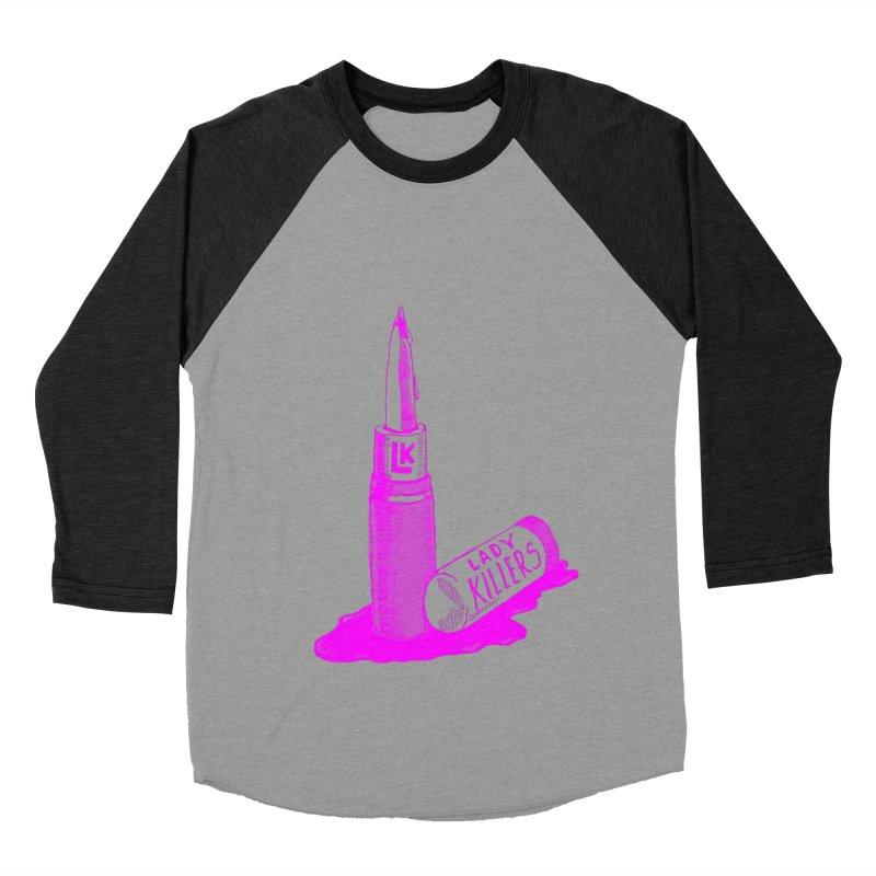 Ladykillers Logo (Princess Edit) Men's Baseball Triblend Longsleeve T-Shirt by PEP's Artist Shop