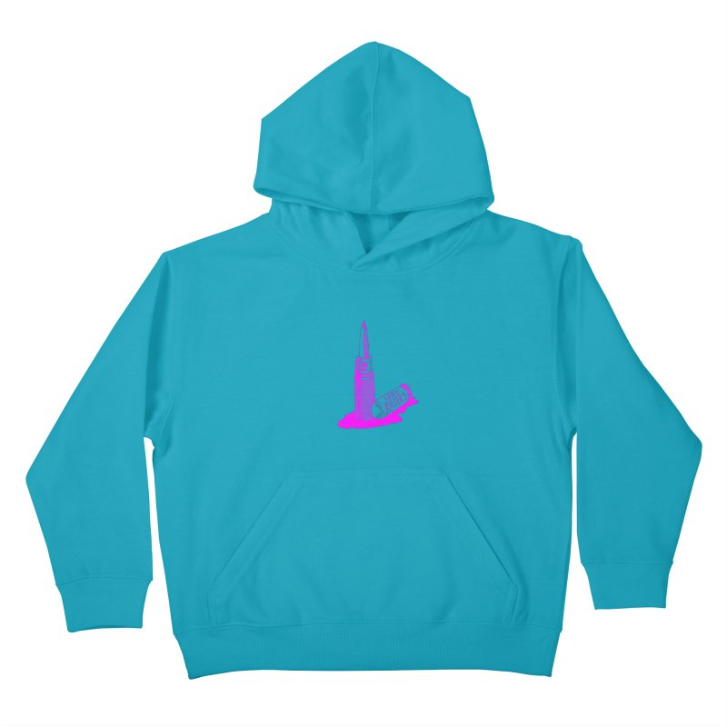 Ladykillers Logo (Princess Edit) Kids Pullover Hoody by PEP's Artist Shop
