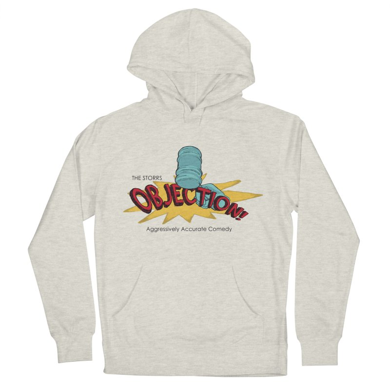 The Storrs Objection Women's Pullover Hoody by PEP's Artist Shop