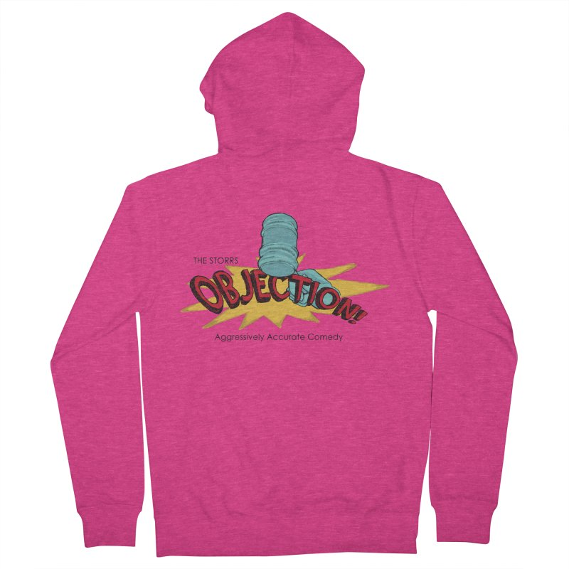 The Storrs Objection Women's Zip-Up Hoody by PEP's Artist Shop