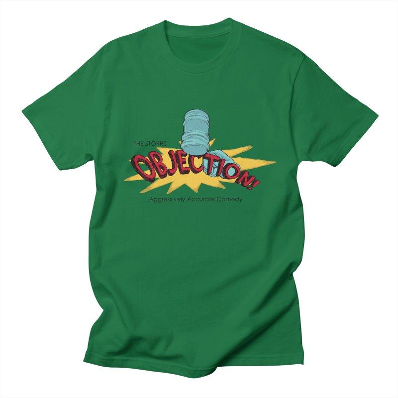 The Storrs Objection Men's T-shirt by PEP's Artist Shop