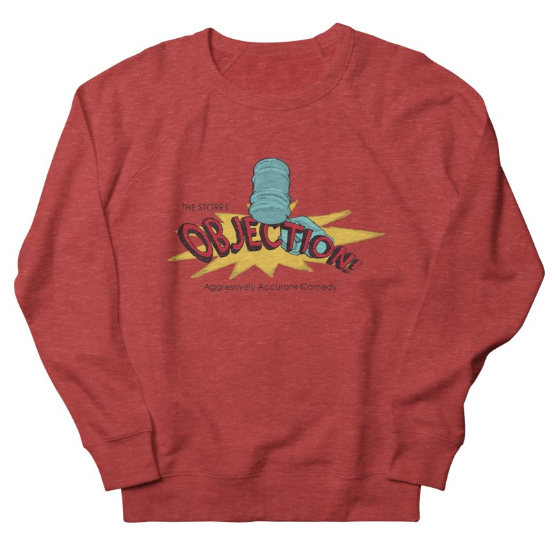 The Storrs Objection Women's Sweatshirt by PEP's Artist Shop