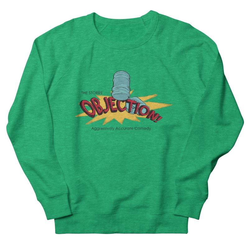 The Storrs Objection Men's Sweatshirt by PEP's Artist Shop