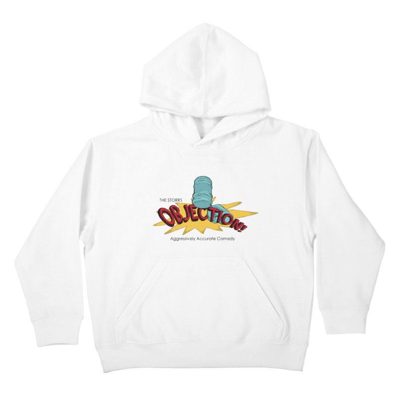 The Storrs Objection Kids Pullover Hoody by PEP's Artist Shop