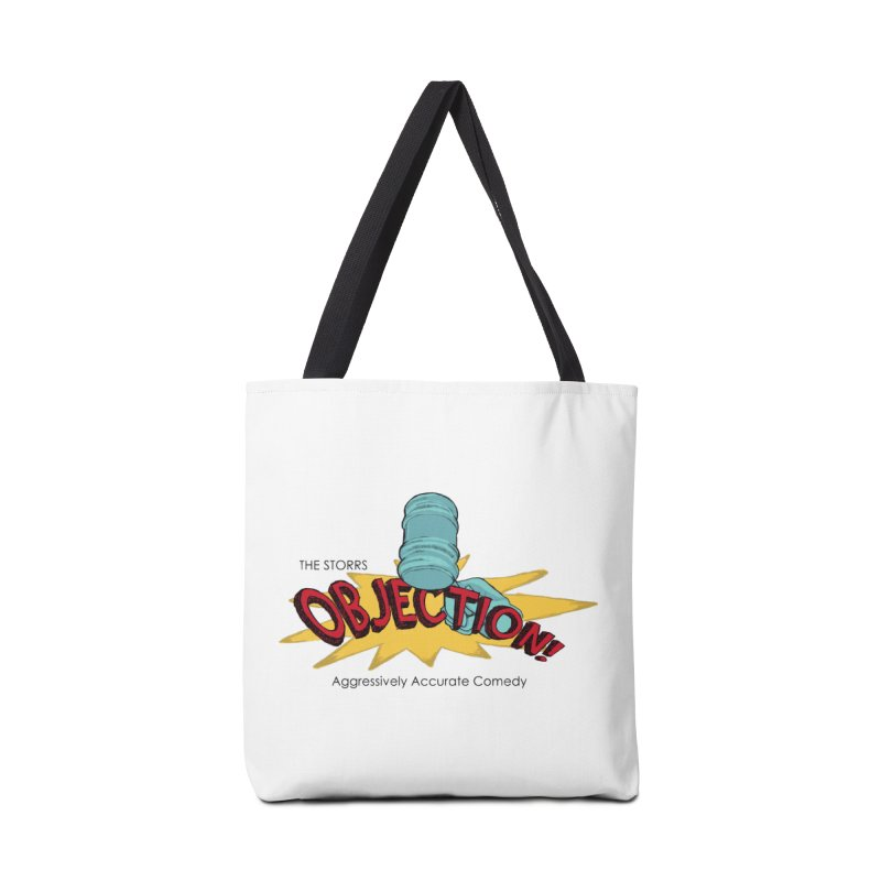 The Storrs Objection Accessories Bag by PEP's Artist Shop