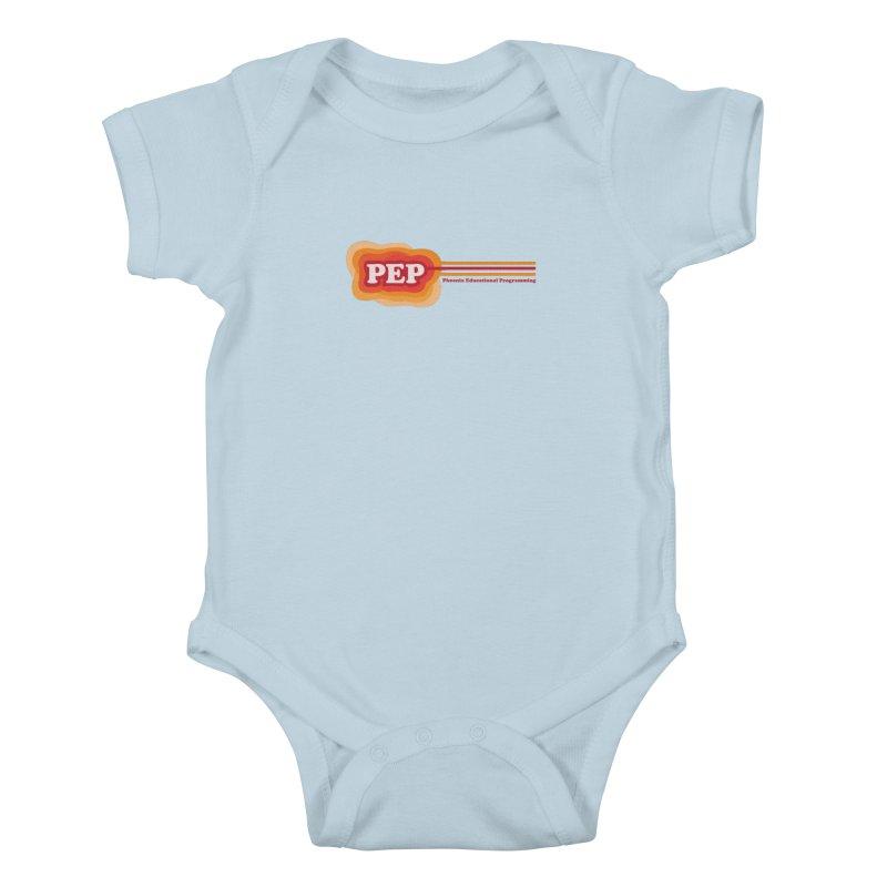 Phoenix Educational Programming  Kids Baby Bodysuit by PEP's Artist Shop