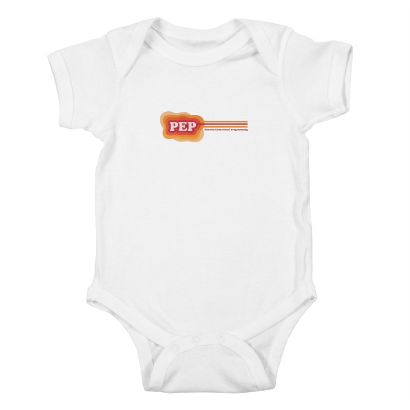Phoenix Educational Programming  Kids Baby Bodysuit by PEP's Artist Shop