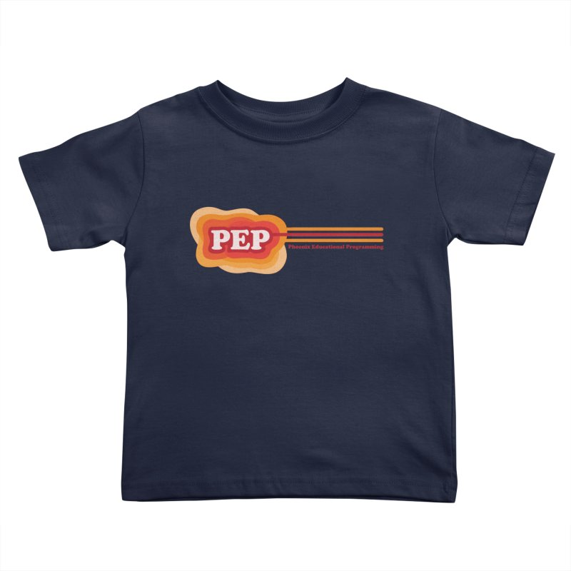 Phoenix Educational Programming  Kids Toddler T-Shirt by PEP's Artist Shop
