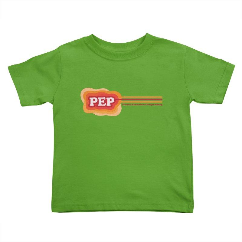Phoenix Educational Programming  Kids Toddler T-Shirt by PEP's Artist Shop