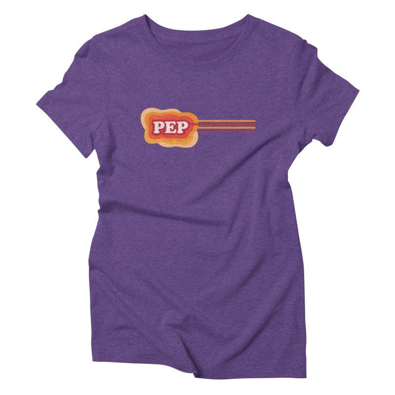 Phoenix Educational Programming  Women's Triblend T-Shirt by PEP's Artist Shop