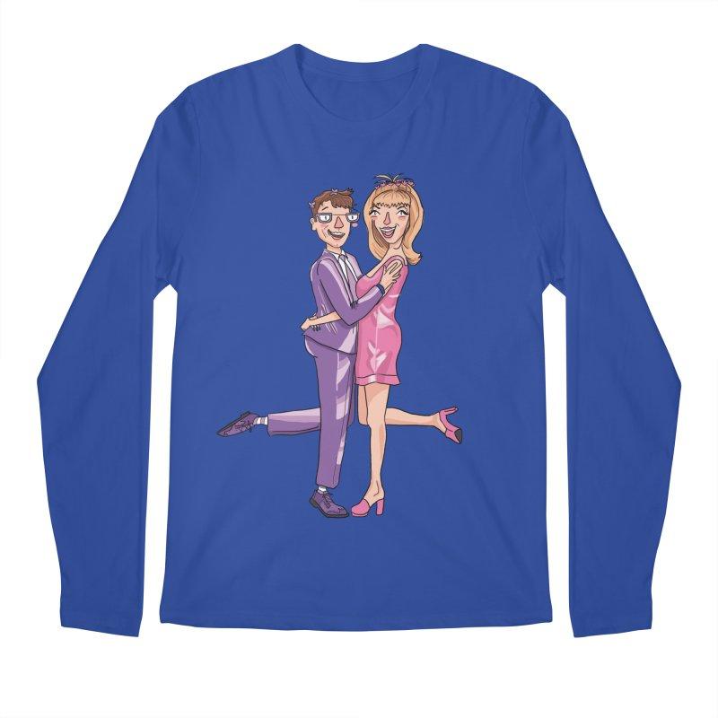 PEP Matt and Hattie Men's Regular Longsleeve T-Shirt by PEP's Artist Shop