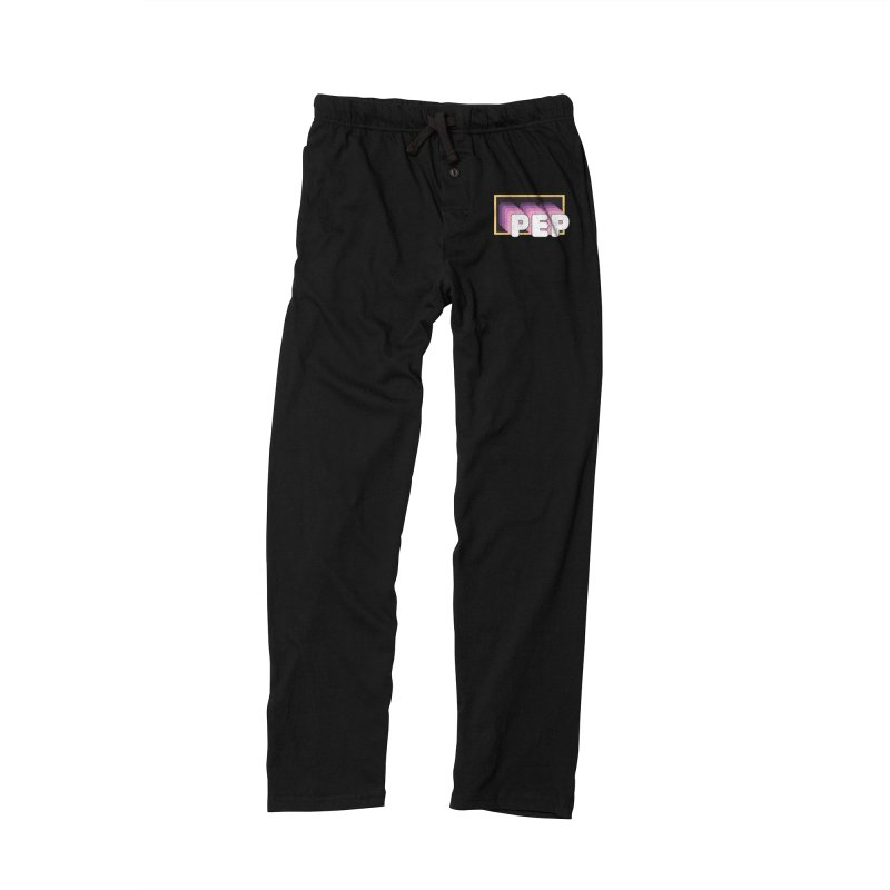 PEP Logo - Square Retro Women's Lounge Pants by PEP's Artist Shop