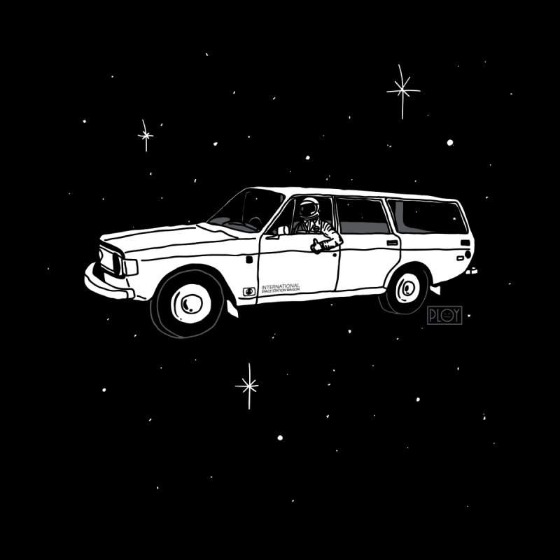 International Space Station Wagon by PLOY by NomadSlim
