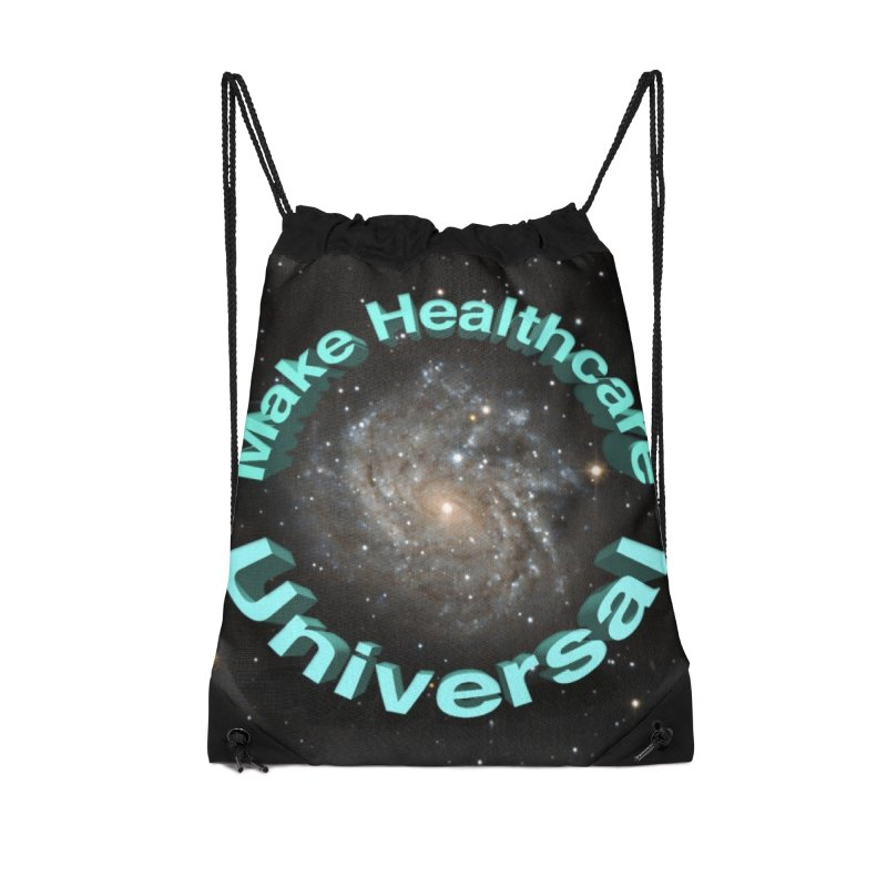 Universal Healthcare Round Accessories Bag by PNHPMinnesota's Artist Shop