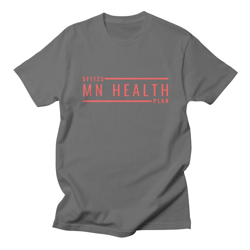 SF1125 RED Men's T-Shirt by PNHPMinnesota's Artist Shop
