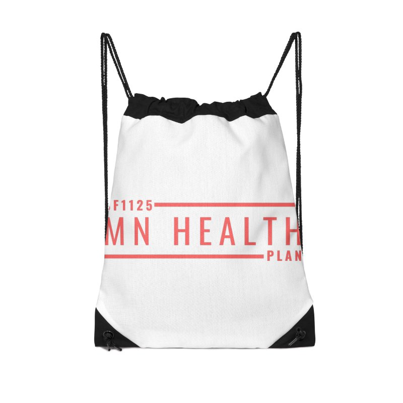 SF1125 RED Accessories Bag by PNHPMinnesota's Artist Shop