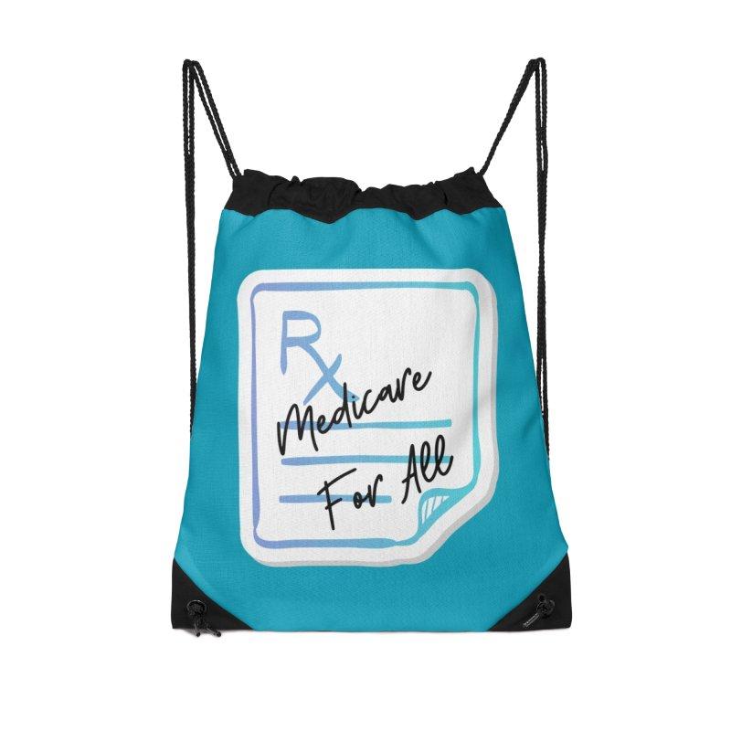 Prescription: Medicare For All Accessories Bag by PNHPMinnesota's Artist Shop